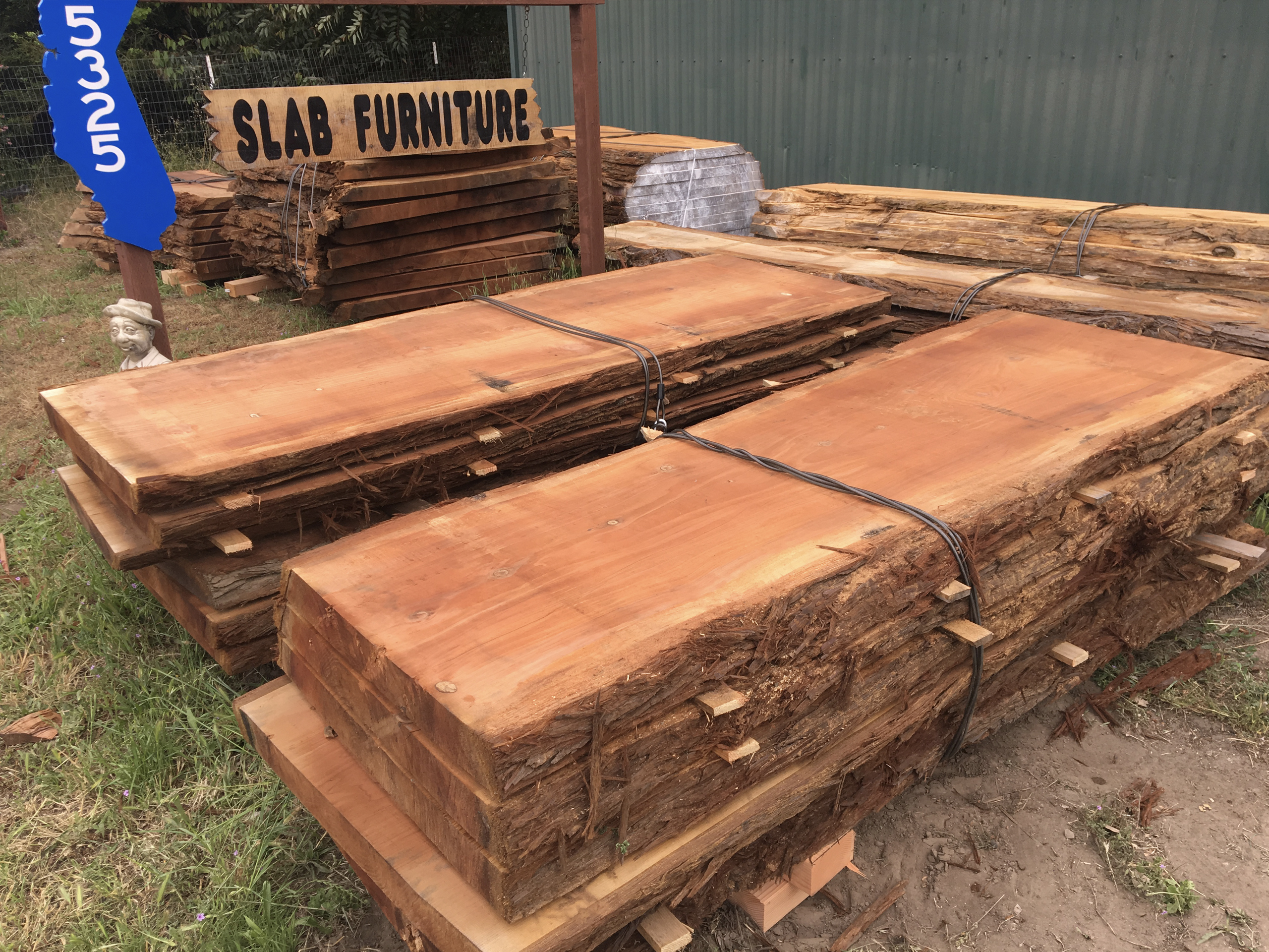 Lumber for Outdoor Projects
