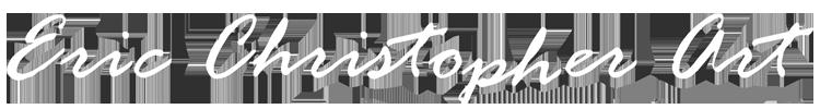 Eric Christopher Art Logo