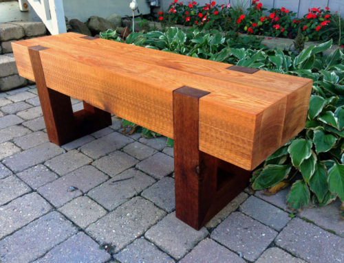 What Is the Best Type of Wood for Outdoor Benches